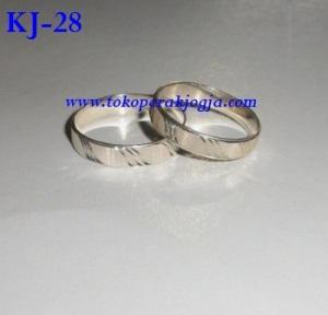 cincin kawin perak, model cincin kawin, cincin kawin, cincin tunangan
