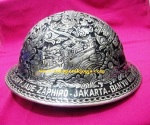 logo exxon mobil, Helm ukir perak, helm ukir, helm tatah, pengrajin helm ukir kotagede, toko helm perak, helm ukir silver, helm tembaga, helm kuningan, helm alumunium, engraved hard hats, engraved hard hat for sale, engraved aluminum hard hat, brass hard hats, copper hard hats, engraved silver hard hat, personalized hard hats, carved hard hats, Carved helmet, hand carved hard hats, engraved hard hats indonesia, Silver carving helmet, custom hard hat