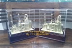 miniatur pertaminan Pertamina Refinery Unit 3 Plaju, miniatur pertaminan Pertamina Refinery Unit 6 balongan, miniatur pertaminan Pertamina Refinery Unit 5 balik papan, miniatur perak kotagede, miniatur silver kotagede, kerajinan khas kotagede